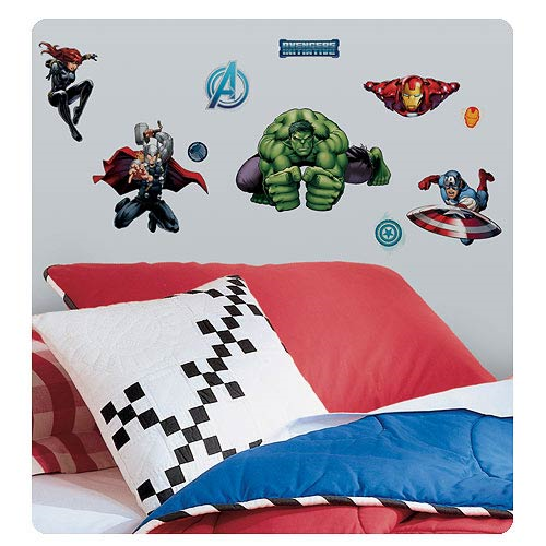 Avengers Assemble Peel and Stick Wall Decals