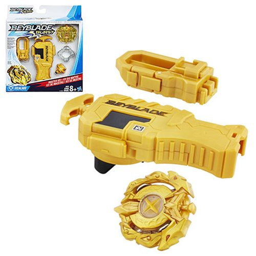 Beyblade Burst Master Kit, Not Mint