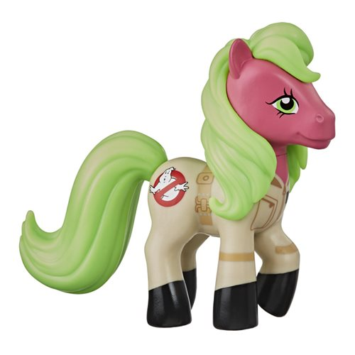 My Little Pony x Ghostbusters Plasmane Figure