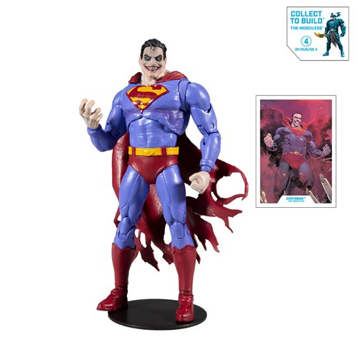 DC Multiverse Collector Wave 2 Infected Superman 7-Inch Action Figure