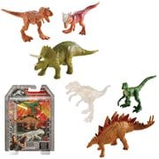 Jurassic World Dino-Mites 3-Pack Mini-Figure Set