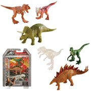 Jurassic World: Fallen Kingdom Dino-Mites 3-Pack Mini-Figure Set