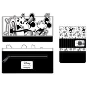 Steamboat Willie Music Cruise Flap Wallet