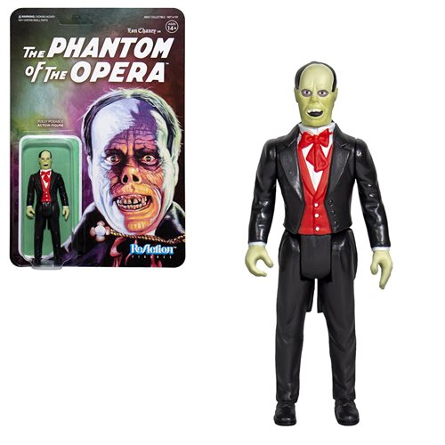 Universal Monsters The Phantom of the Opera 3 3/4-inch ReAction Figure