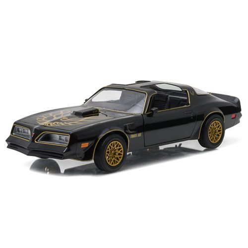 Smokey and the Bandit 1977 Pontiac Trans AM 1:24 Scale Die-Cast Vehicle