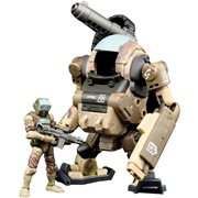 Acid Rain B2Five 88th Sand Laurel LA4S4 Action Figure Set