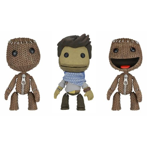 LittleBigPlanet 7-Inch Scale Series 2 Action Figure Set