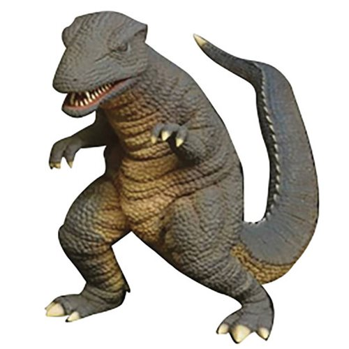Godzilla Kaiju Series Gorosaurus 1968 Version Sofubi Vinyl Figure - Previews Exclusive
