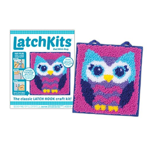LatchKit Owl Craft Kit