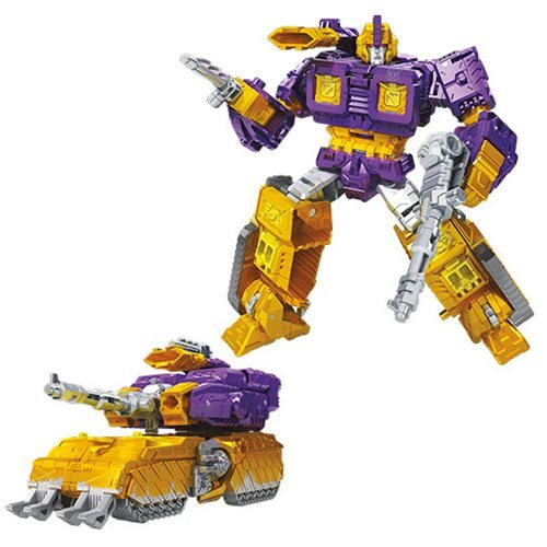 Transformers Generations War for Cybertron: Siege Deluxe Impactor