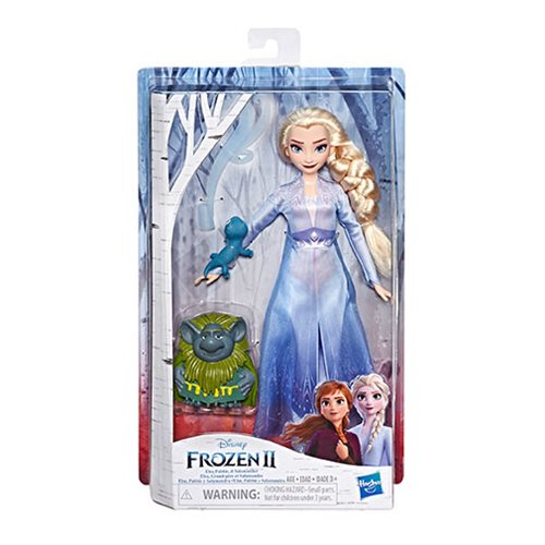 Frozen 2 Storytelling Doll and Accessory Wave 1 Set