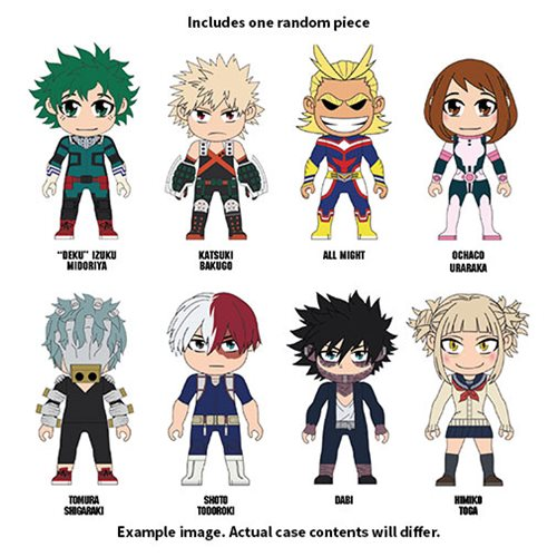 My Hero Academia Kawaii Titans 1 Random Mini-Figure