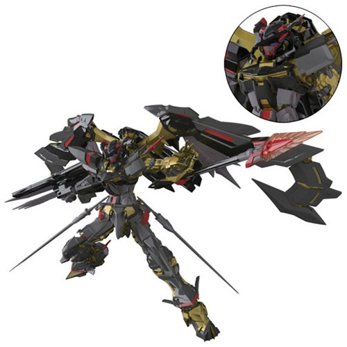 Gundam SEED Astray Gold Frame Amatsu Mina Real Grade 1:144 Scale Model Kit