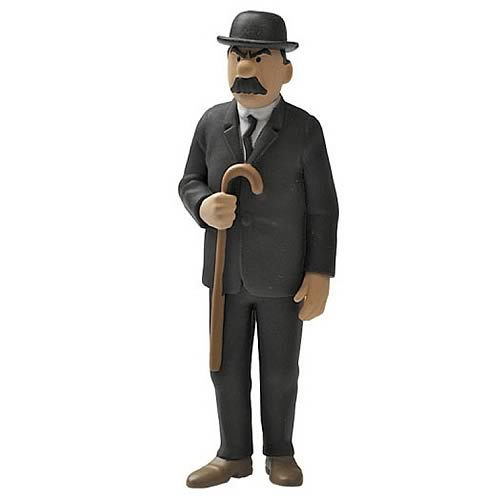 Adventures of Tintin Thomson with Walking Stick Mini-Figure