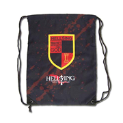 Hellsing Ultimate Emblem Drawstring Bag