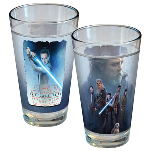Star Wars: The Last Jedi The Resistance Pint Glass