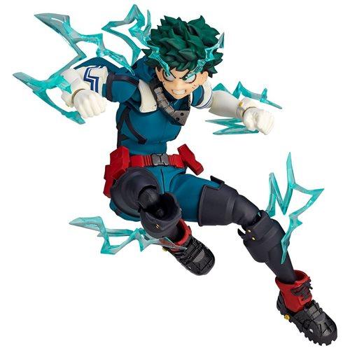 My Hero Academia Izuku Midoriya Revoltech Action Figure