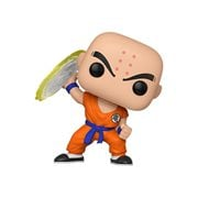 Dragon Ball Z Krillin with Destructo Disc Pop! Vinyl Figure