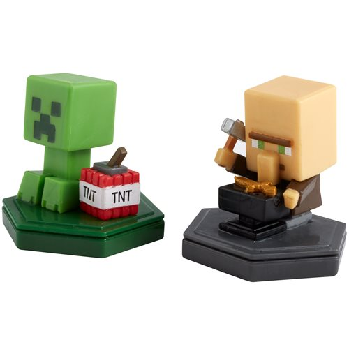 Minecraft Earth Boost Mini-Figure Wave 2 Case 2-Pack