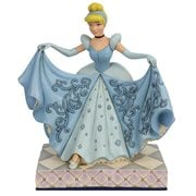 Disney Traditions Cinderella Transformation A Wonderful Dream Come True Statue by Jim Shore