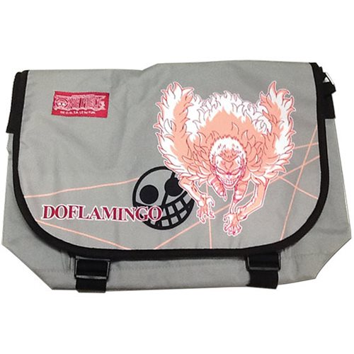 One Piece Doflamingo Messenger Bag