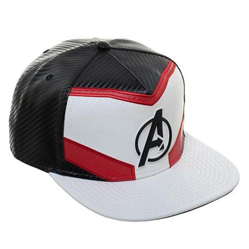 8eed75ed65c47 Avengers  Endgame Quantum Realm Snapback Hat. Skip to image 1  Skip to  image 2  Skip to image 3 ...