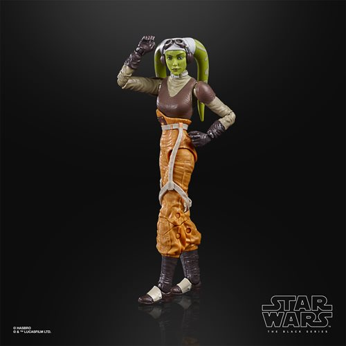 Star Wars The Black Series Hera Syndulla 6-Inch Action Figure