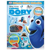 Disney Pixar Finding Dory Ultimate Sticker Collection Book