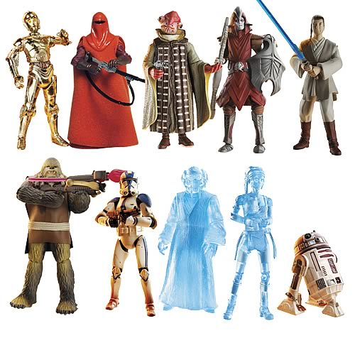 Star Wars Episode III Collection 2, Wave 6