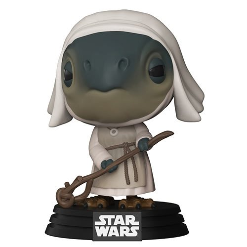 Star Wars: The Last Jedi Caretaker Pop! Vinyl Bobble Head