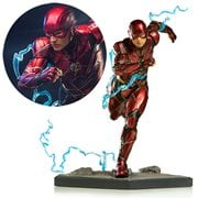Justice League Movie The Flash 1:10 Scale Statue