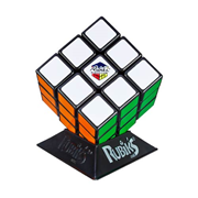 Rubik's Cube with Display Stand Puzzle
