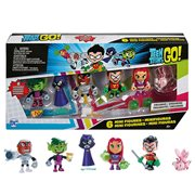 Teen Titans Go! Mini-Figure Multi-Pack