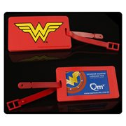 Wonder Woman Q-Tag Luggage Tag