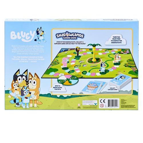 Bluey Series 2 Board Game