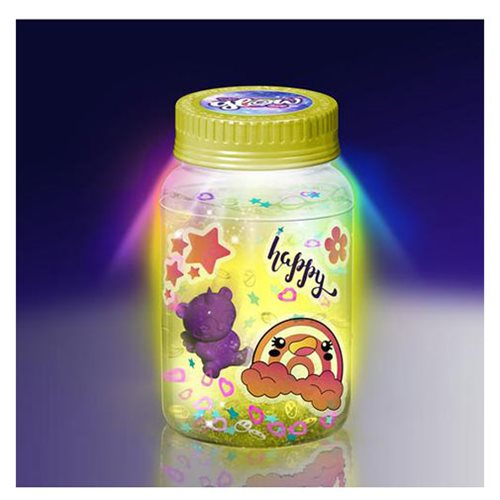 So Glow DIY Magic Mini-Jar Mood Lights