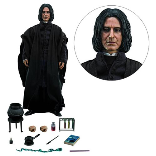 Harry Potter and the Half-Blood Prince Severus Snape 1:6 Scale Action Figure
