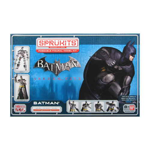 Batman Arkham City Final Chapter SpruKits Level 3 Model Kit