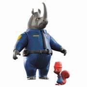 Zootopia McHorn and Safety Squirrel Mini-Figure 2-Pack