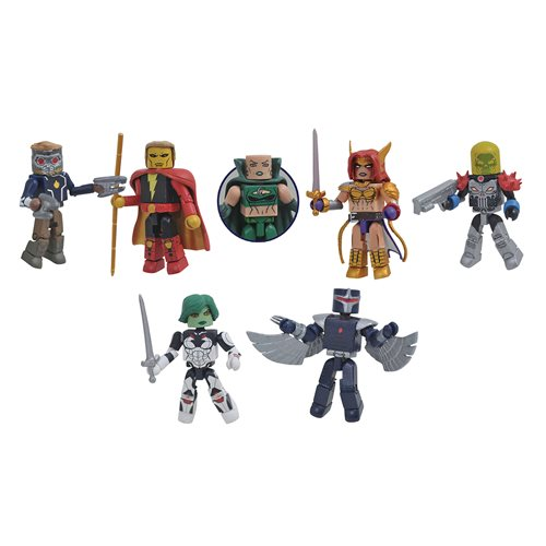 Marvel Minimates Series 79 Mini-Figure Set