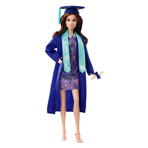 Barbie Graduation Day Asian Doll