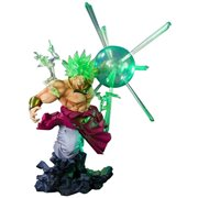 Dragon Ball Super Saiyan Broly The Burning Battles FiguartsZERO Statue - Event Exclusive Color Edition