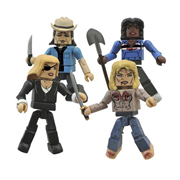 Kill Bill Deadly Vipers Minimates Box Set