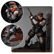 Metal Gear Solid Snake Statue