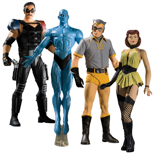 Watchmen Movie Series 2 Set
