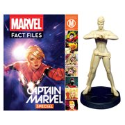 Marvel Fact Files Special Captain Marvel Figure with Magazine #32
