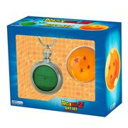 Dragon Ball Z Radar Keychain and Dragon Ball Gift Set