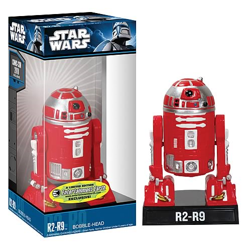 Star Wars R2-R9 Droid Bobble Head - EE Exclusive