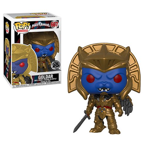 Power Rangers Goldar Pop! Vinyl Figure #667