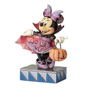 Disney Traditions Violet Vampire Minnie Mouse Statue by Jim Shore